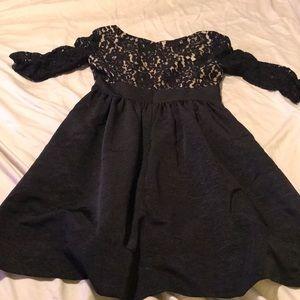 Eliza J Dresses - Black dress